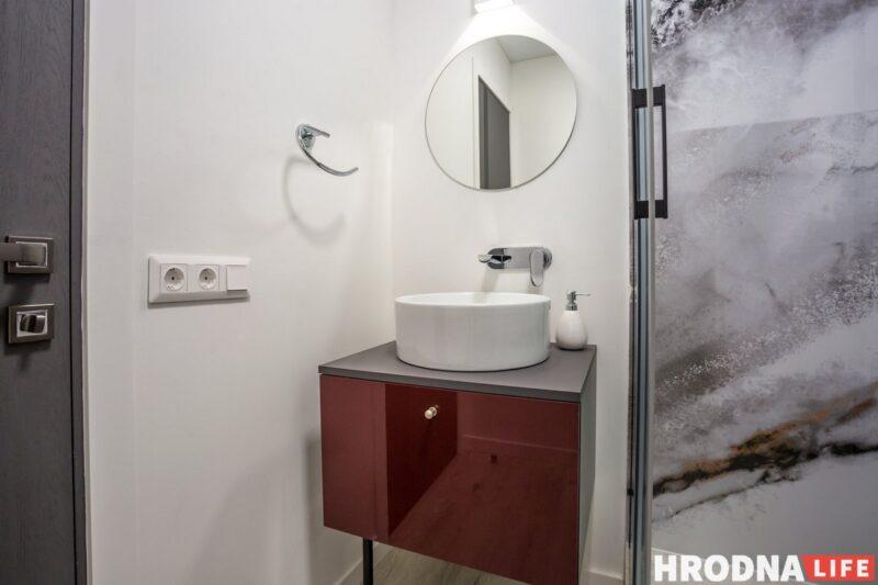 съемное жилье, квартира на сутки в Гродно, Дарвина