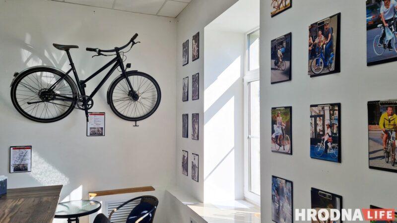 Велокафе Змитроле Zmitrole