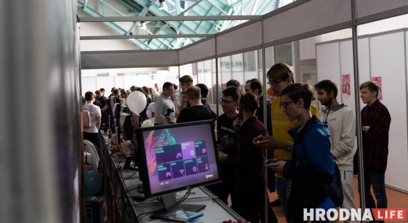 Участники фестиваля Unicone Game Expo Minsk 2021
