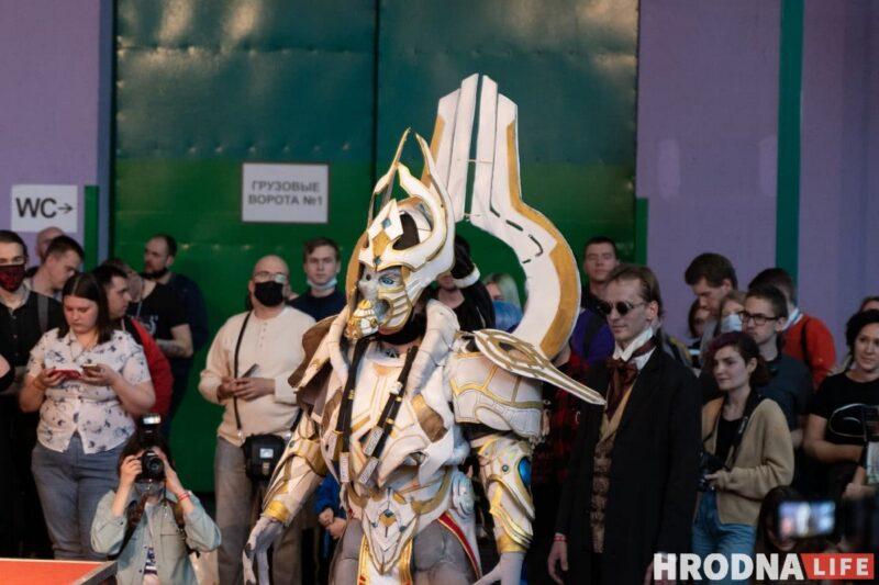 Гары Потэр, цмокі і робаты. Фестываль Unicone & Game Expo Minsk 2021 у фотагісторыі ад гродзенскіх фатографаў