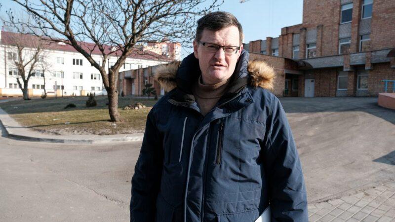 Александр Панько, координатор проекта