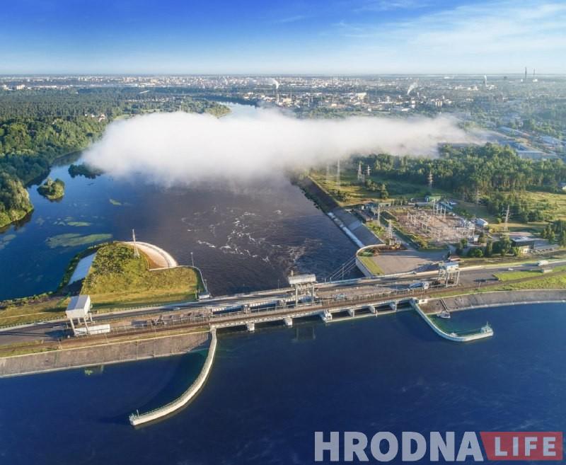 Водохранилище Каунасской ГЭС. Фото: aplinkmarias.lt