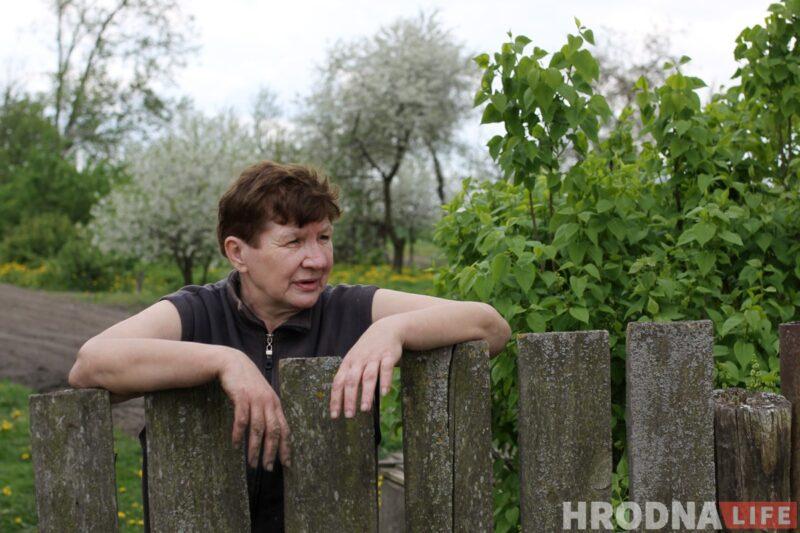 Жителям Щербовичей не хватает магазина: автолавка, по их словам, приезжает раз в неделю. Фото: Ольга Селицкая