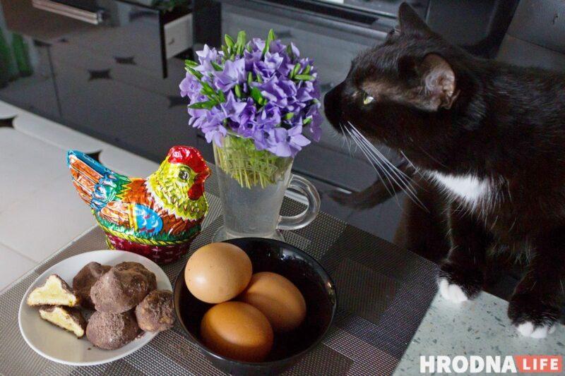 Рецепт блюда из яиц после Пасхи
