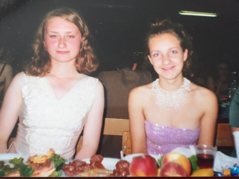 школьный выпускной 2001 Гродно