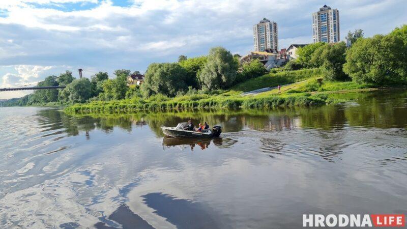"Теплоход ""Ольга Соломова"" на реке Неман"