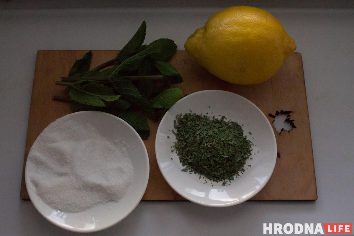 рецепт домашнего лимонада, как сделать лимонад дома