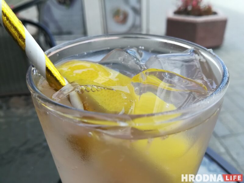 холодные напитки, лимонады, милкшейки, холодный кофе, Гродно