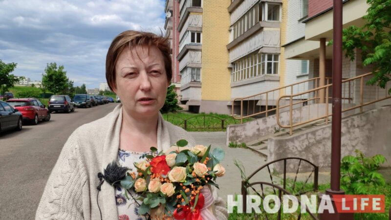 Рэдактарку Hrodna.life Ірыну Новік аштрафавалі на 725 рублёў. Амаль тры дні да суда яна нічога не ела
