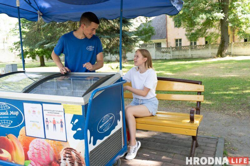 как спасаются от жары, перегрев, вода, мороженое