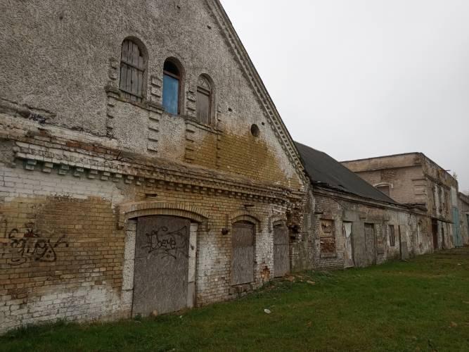 Аўкцыён у Гродне: прададуць два гістарычныя будынкі ў цэнтры і аб'ект на Аўгустоўскім канале