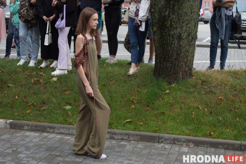 тренды лета 2021, показ мод в Гродно