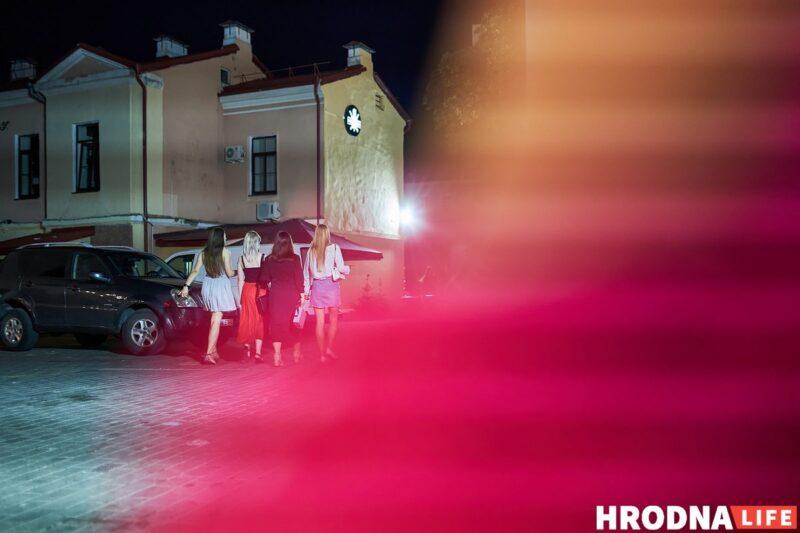 Ночная жизнь Гродно. Фото: Александр Пасечник