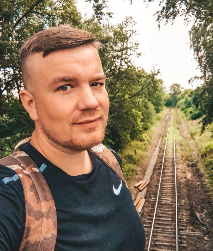 Гродненского блогера Vadimati задержали в Щучине на 72 часа