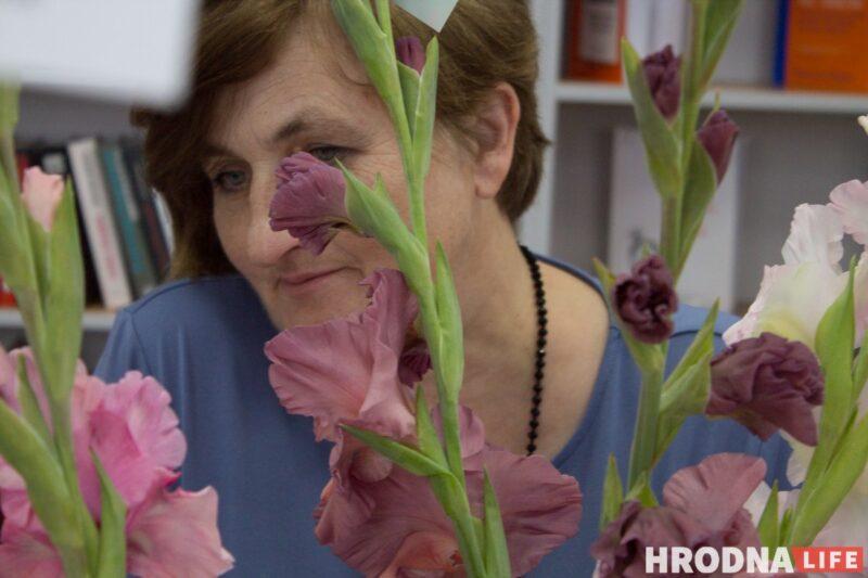 гладиолусы, коллекция, плантация, Алла Квятковская