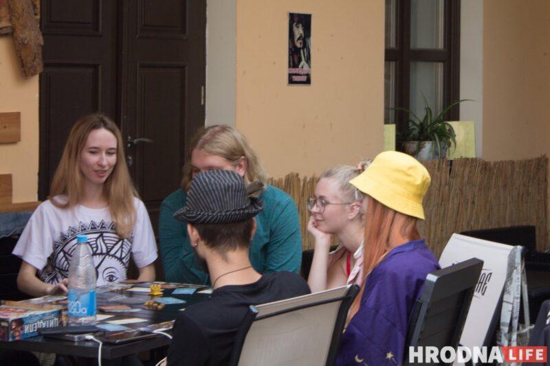 """""""Продолжение следует"""". Летний сезон настолок закрыли в Гродно, на осень будет новый формат игротек"""