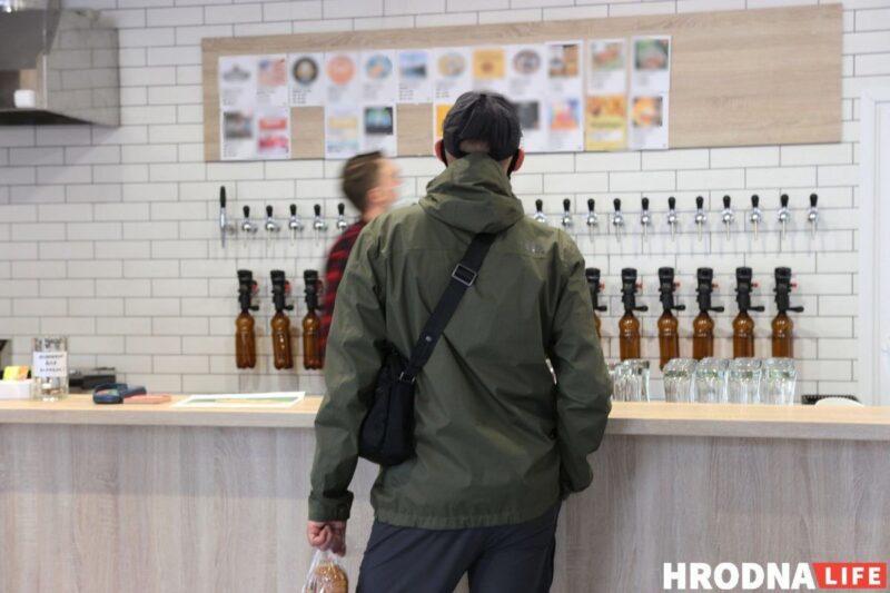 тапрум Пробка в Гродно, крафтовое пиво