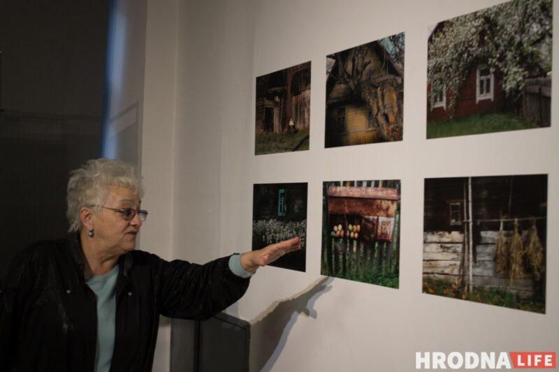 «Любовь - хатка, котик - душа». Выставку Наталии Дорош «Карані» открыли в Гродно