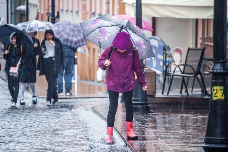 Дождь, сыр за 80 рублей и не приехавший Кай Метов. Как прошел День города в Гродно