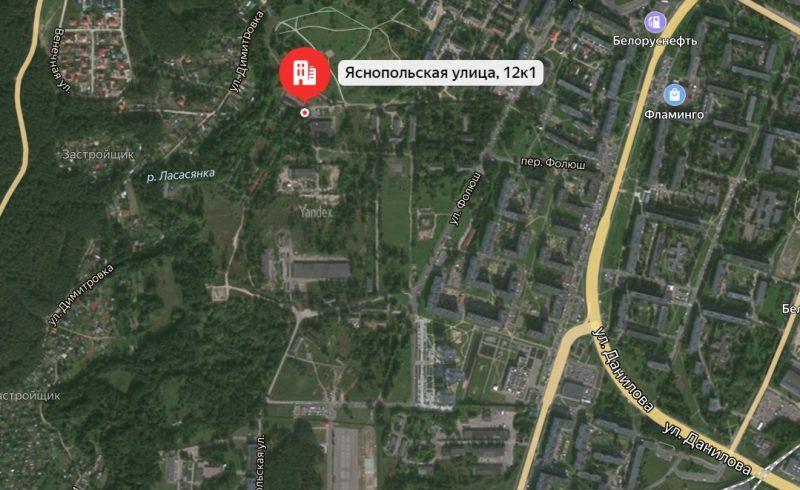 В Гродно с аукциона попытались продать армейские штабы на Фолюше. Неудачно